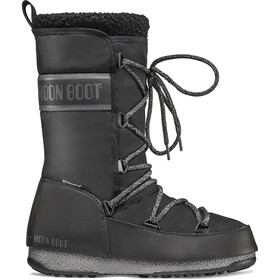Moon Boot Monaco Wool WP Boots hiver Femme, black
